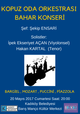 Kopuz- BKM Afiş