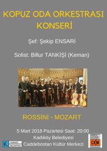 Kopuz- CKM Mart 2018